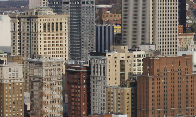 Pittsburgh stock fotografie