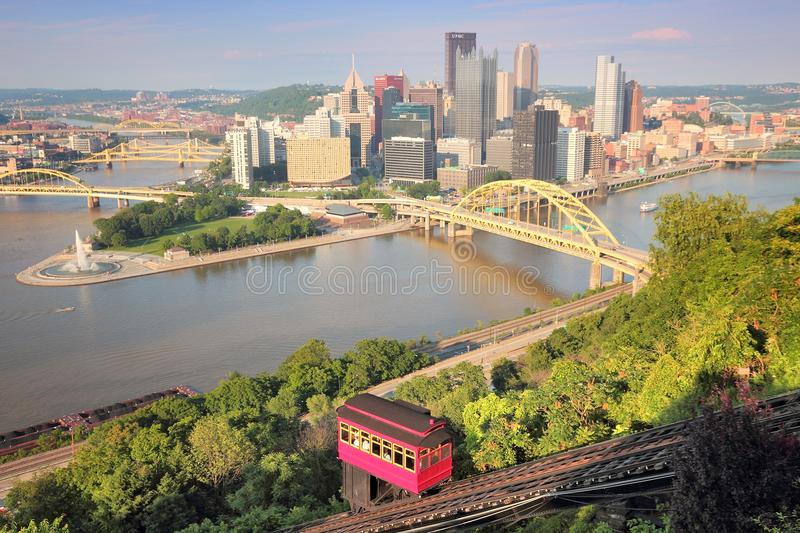 pittsburgh stockbild