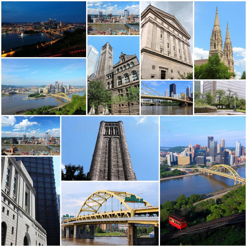 pittsburgh imagens de stock royalty free