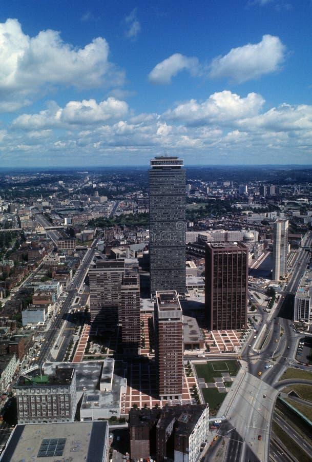 Pittsburgh, horizonte del PA - 1983 imagen de archivo