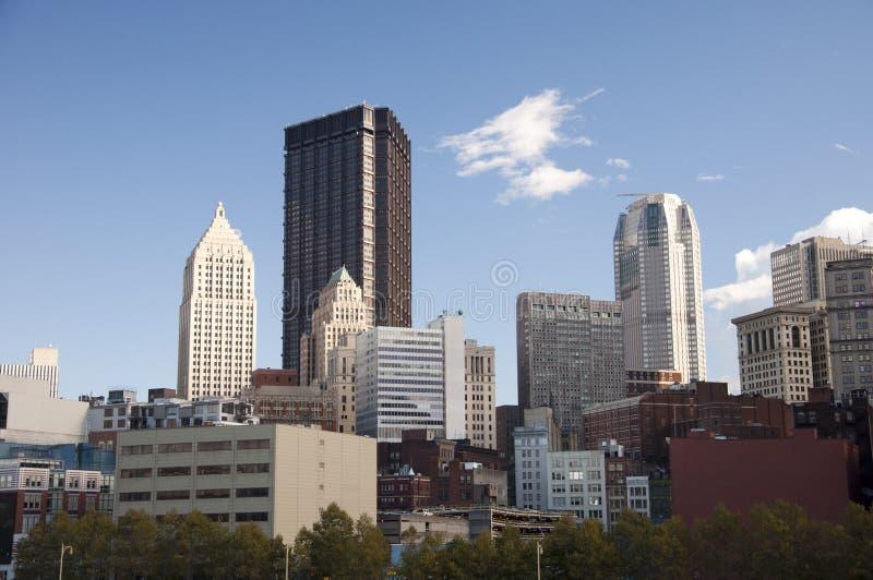 Pittsburgh los E.E.U.U. fotografía de archivo libre de regalías