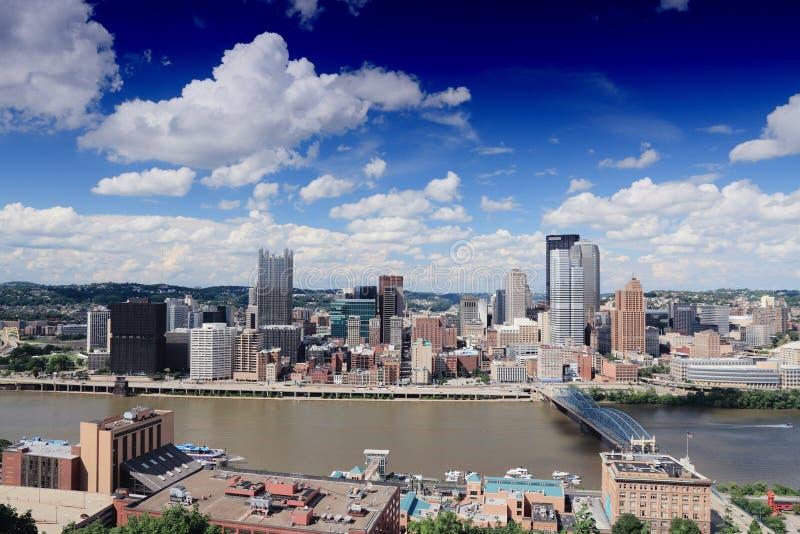 Pittsburgh, los E.E.U.U. imagenes de archivo