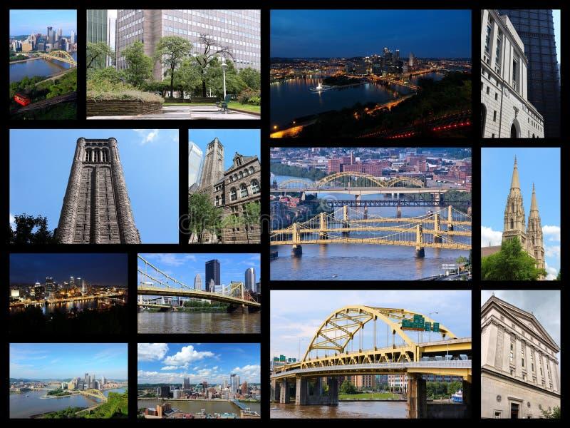 Pittsburgh, los E.E.U.U. fotografía de archivo