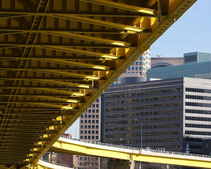 Pittsburgh, PA imagen de archivo libre de regalías