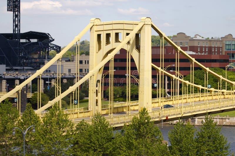 Pittsburgh, PA royalty-vrije stock foto's