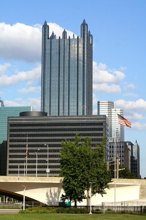 Pittsburgh, Pennsylvania foto de archivo libre de regalías