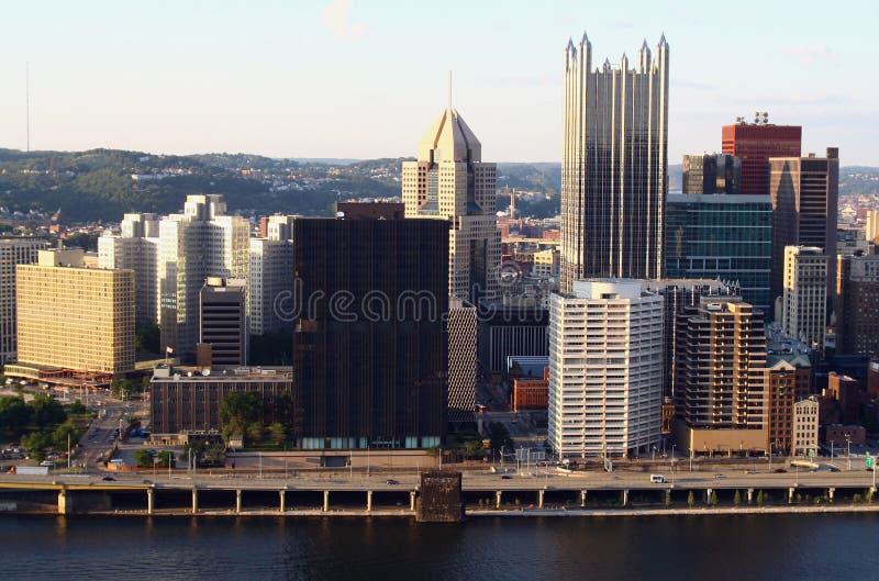 Pittsburgh, Pennsylvania imágenes de archivo libres de regalías