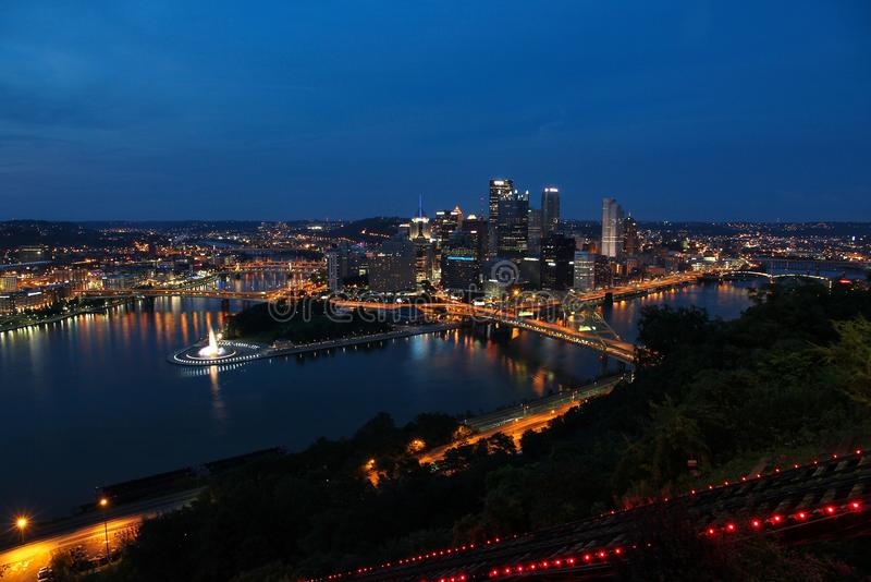 Download Pittsburgh stock photo. Image of city, allegheny, exterior - 33699392