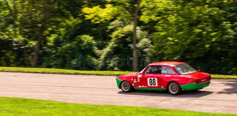 Pittsburgh, Pennsylvania, los E.E.U.U. 7/21/2019 del vintage Gran Prix de Pittsburgh fotografía de archivo