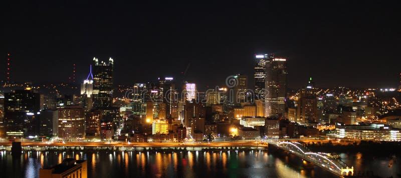 Pittsburgh pensylwanii obrazy royalty free