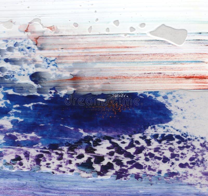Pittura astratta immagini stock libere da diritti