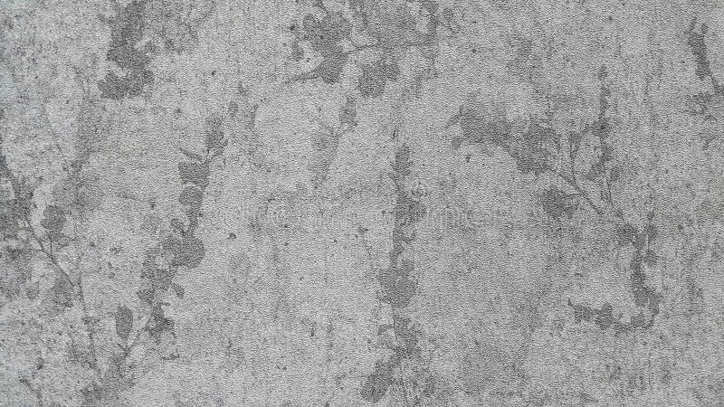 Pittura astratta grigia della parete fotografia stock