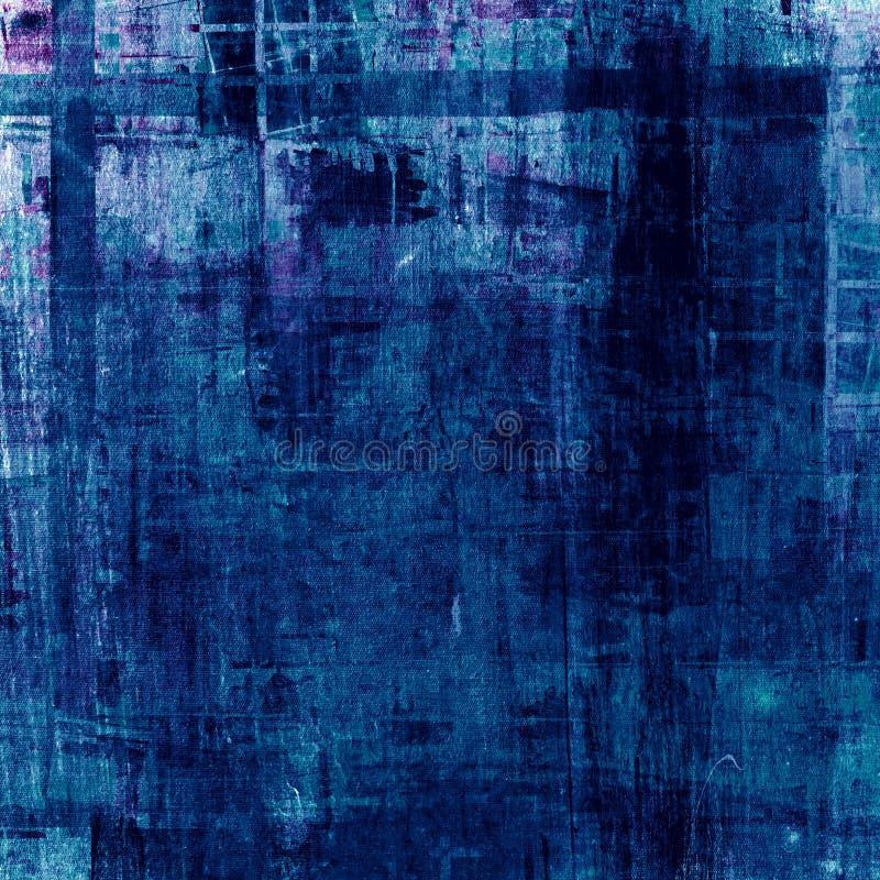 Pittura blu fotografia stock libera da diritti
