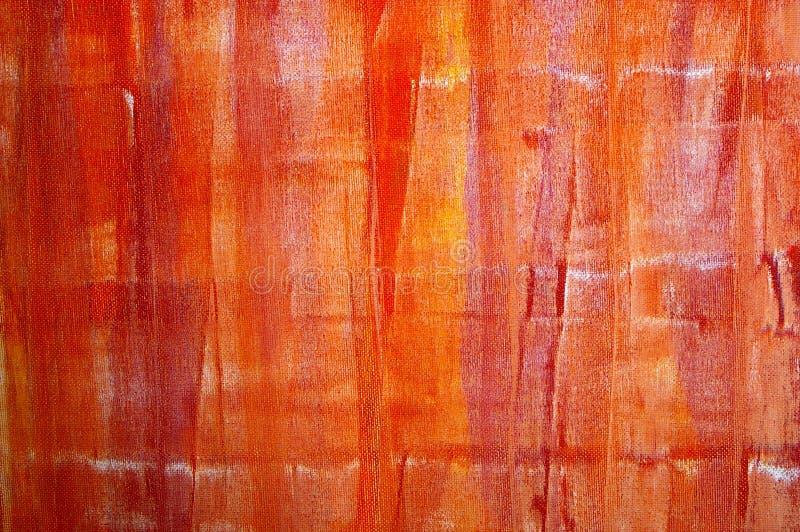 Pittura a olio originale immagine stock libera da diritti