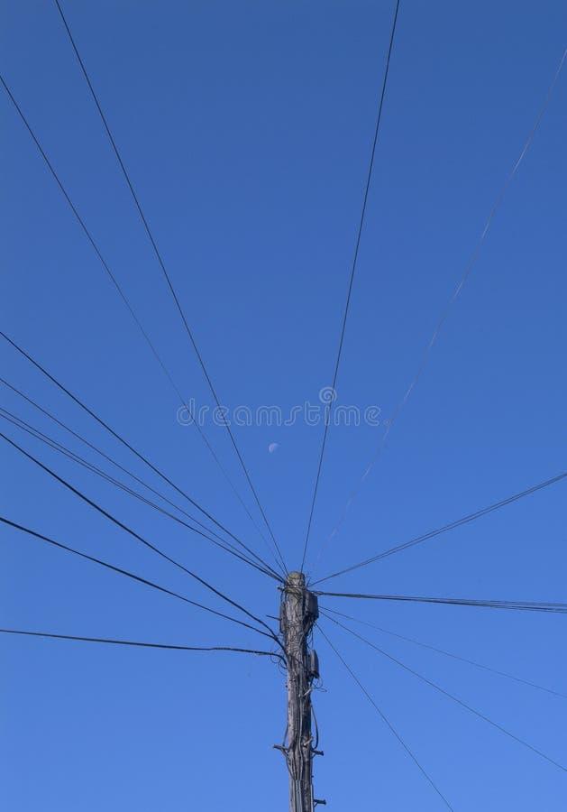 Pivot De Transmissions Photographie stock libre de droits