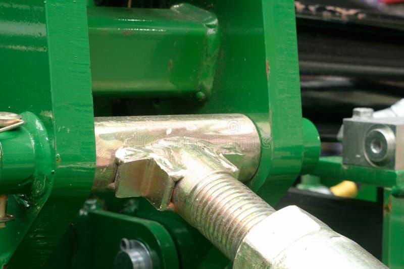 Download Pivot on large machine stock photo. Image of thread, iron - 8801764