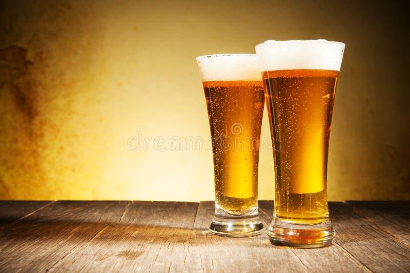 Piwa obrazy royalty free