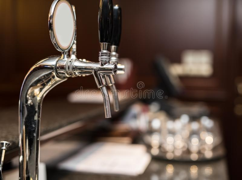 Piwa klepnięcie obrazy stock