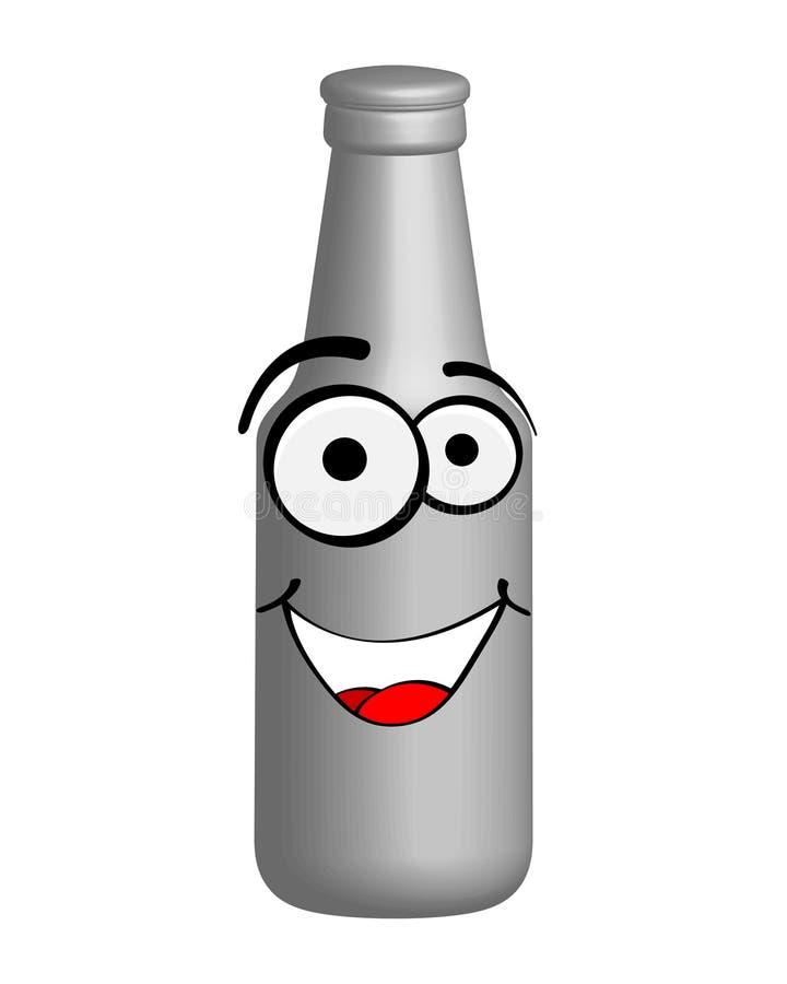 piwna butelka ilustracji