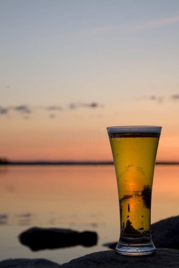 piwny słońca obraz stock