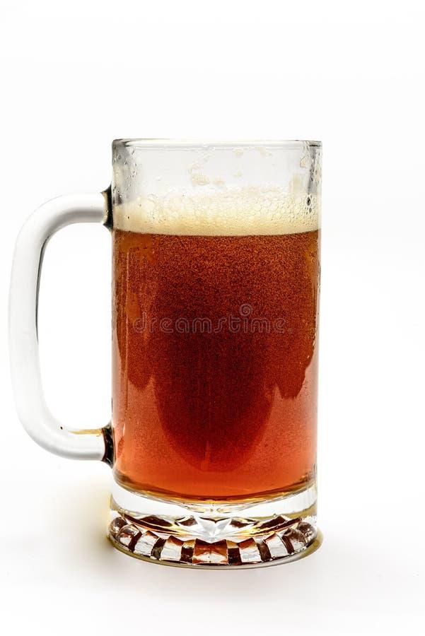 Piwo Gulgocze w Piwnym kubku fotografia royalty free