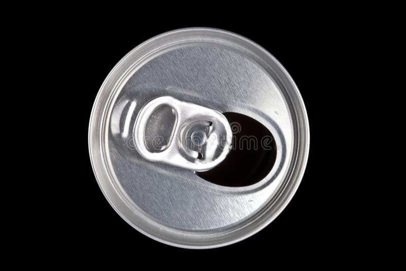 Piwo puszka zdjęcia stock