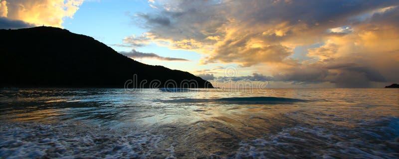 Piwowar zatoka Tortola BVI zdjęcia stock