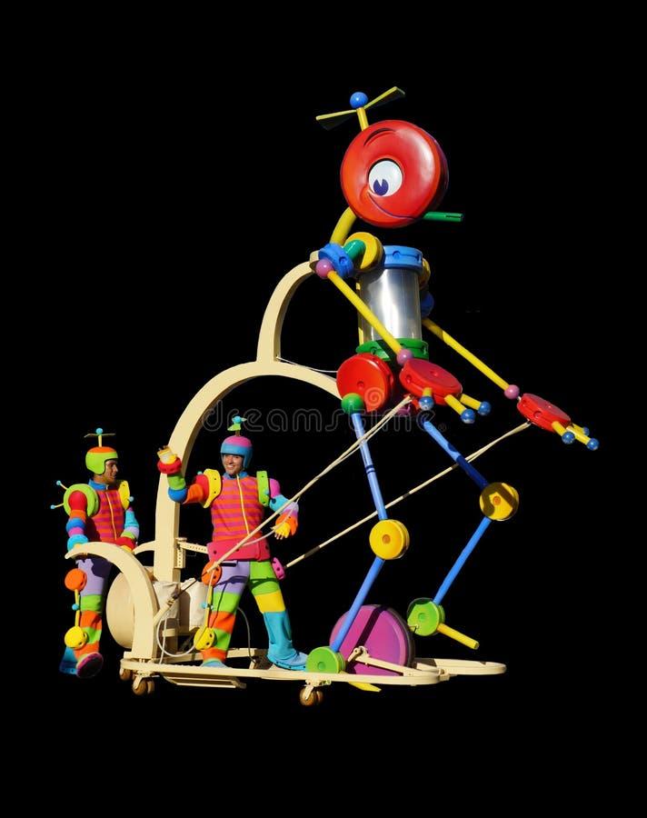 Pixar Toy Story Tinkertoy royalty-vrije stock foto's
