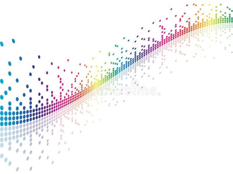 Pixel illustration de vecteur