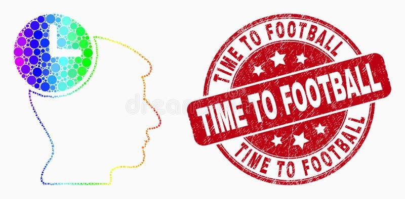 Pixel Football Stock Illustrations 675 Pixel Football