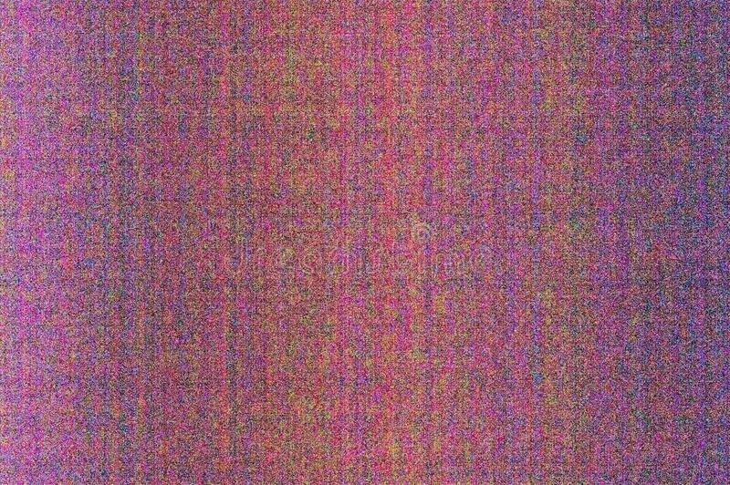Pixel texture of the camera matrix. Multi color high definition texture royalty free stock photo