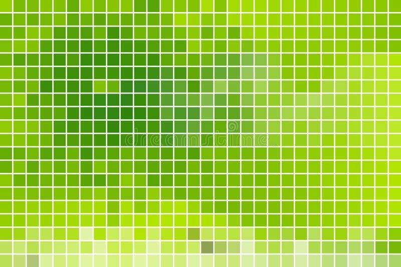 pixelated предпосылка иллюстрация вектора