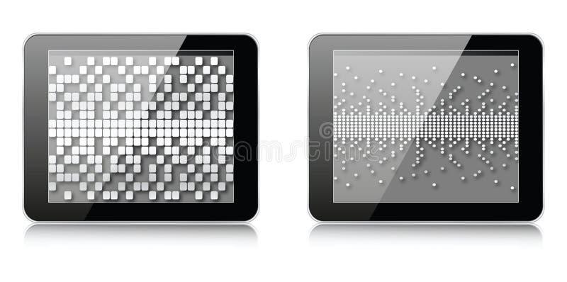 Pixels Illustration Stock Photography