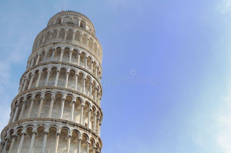 Piza tower stock image