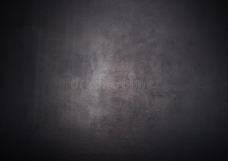 Pizarra negra vacía de la pizarra fotografía de archivo libre de regalías