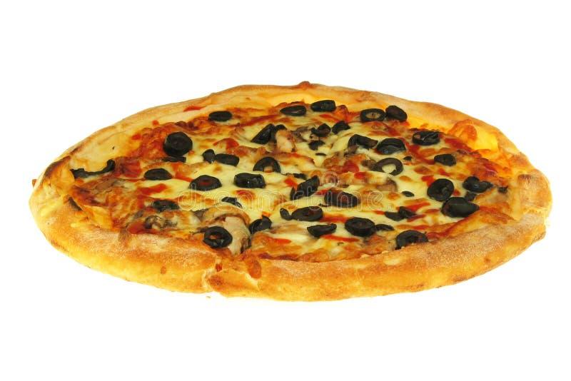 pizza royaltyfri foto
