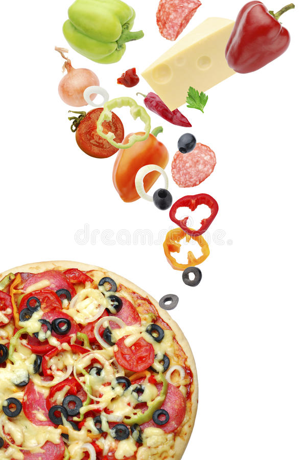 Free Pizza Stock Image - 16362191