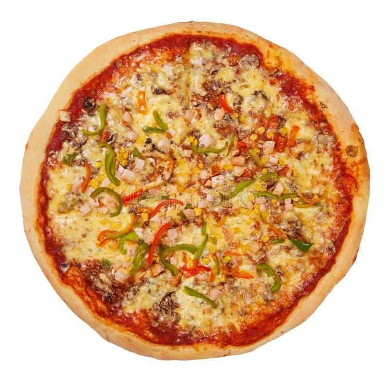 pizza obrazy royalty free