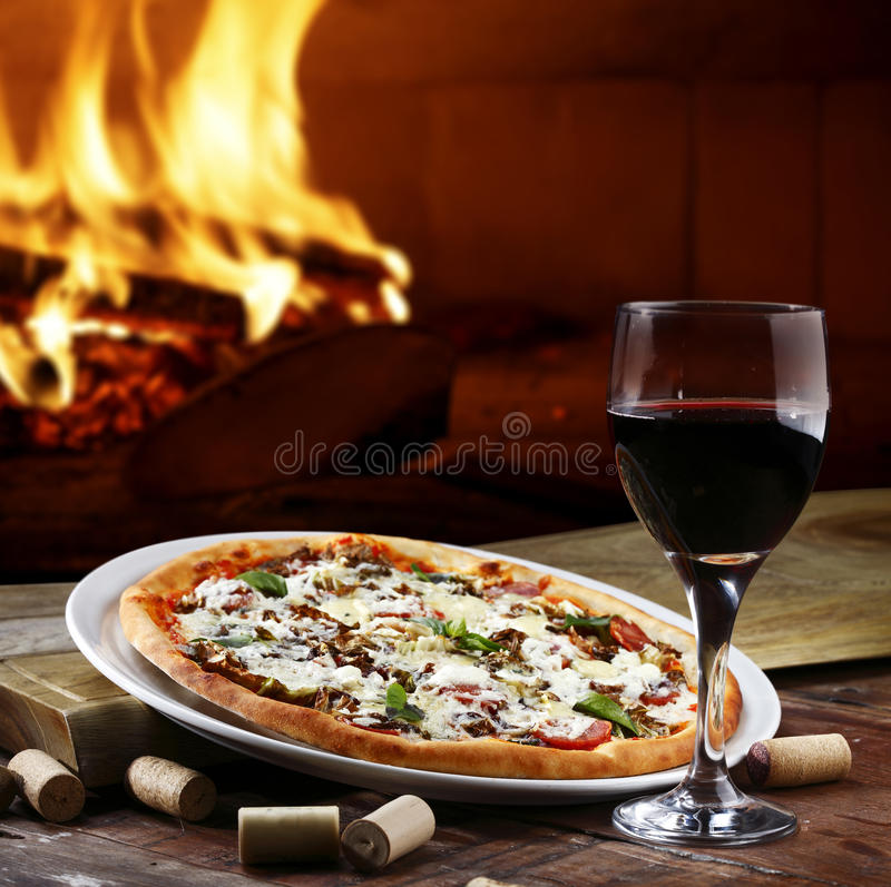 Download Pizza Royalty Free Stock Photo - Image: 19086625