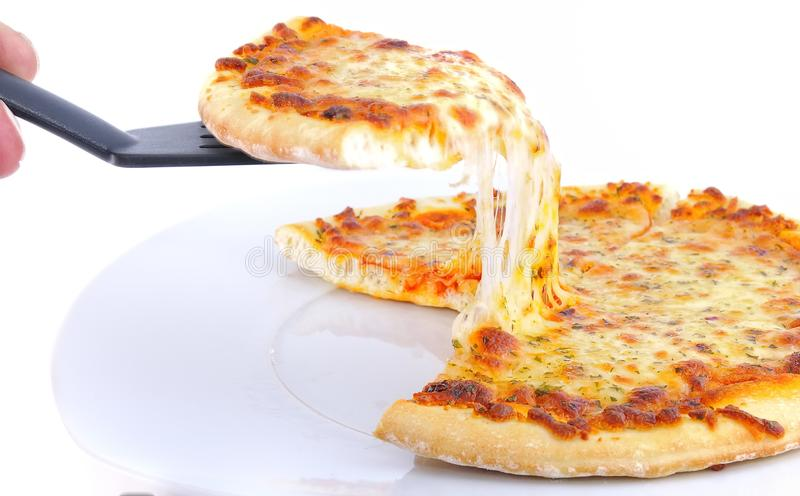 Download Pizza. stock photo. Image of mass, cheese, italian, cuisine - 21527650