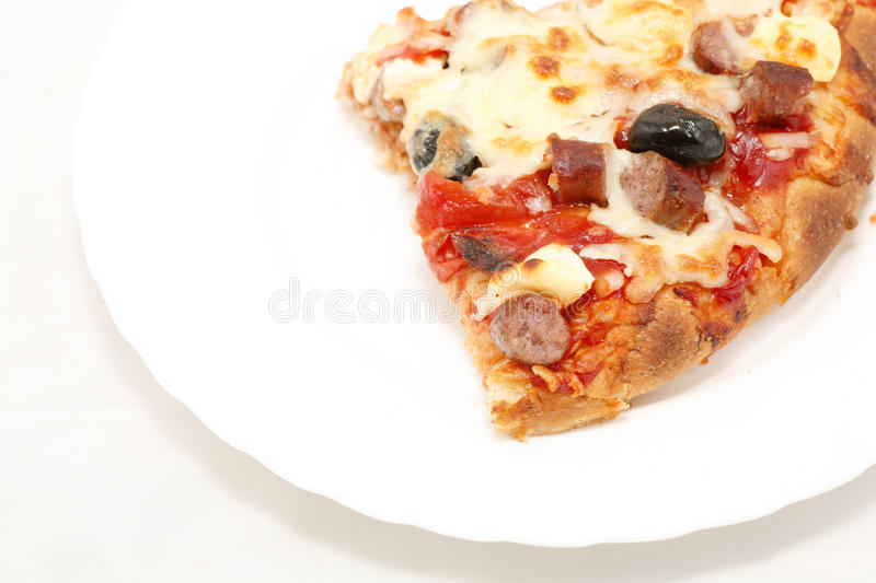 Download Pizza stock image. Image of rice, ethnic, meat, gourmet - 23175711