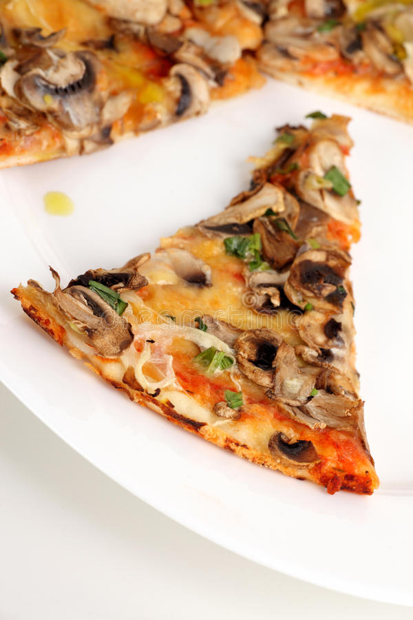 Download Pizza stock photo. Image of color, olive, dough, mushrooms - 24454844