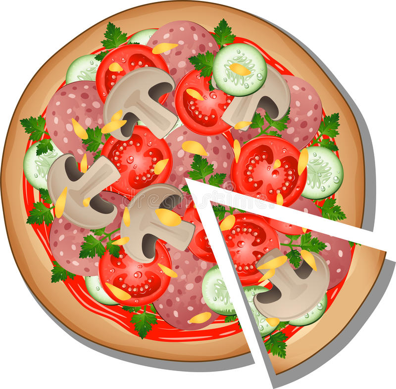 Download Pizza Royalty Free Stock Image - Image: 27993206