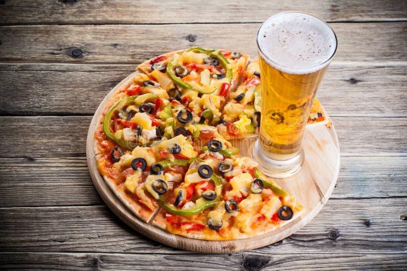 Pizza zdjęcia stock