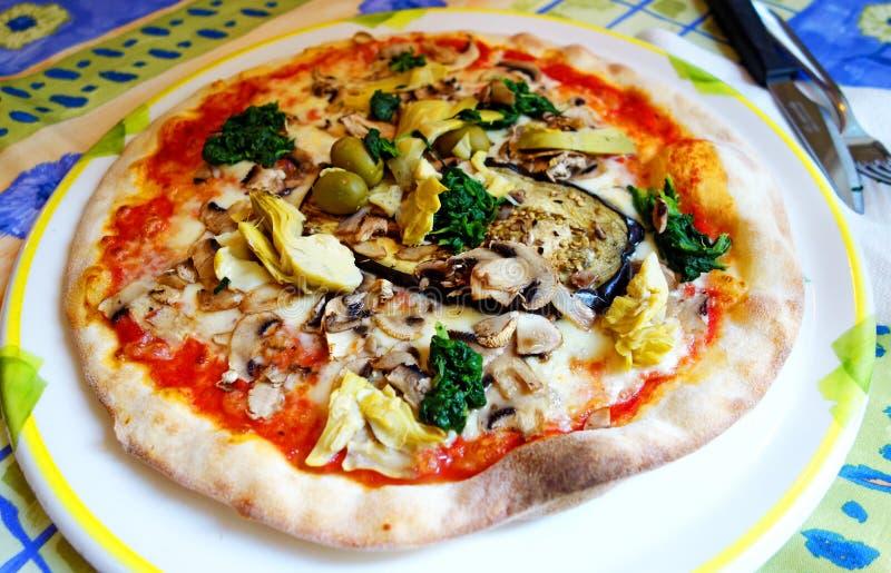 Pizza obrazy stock