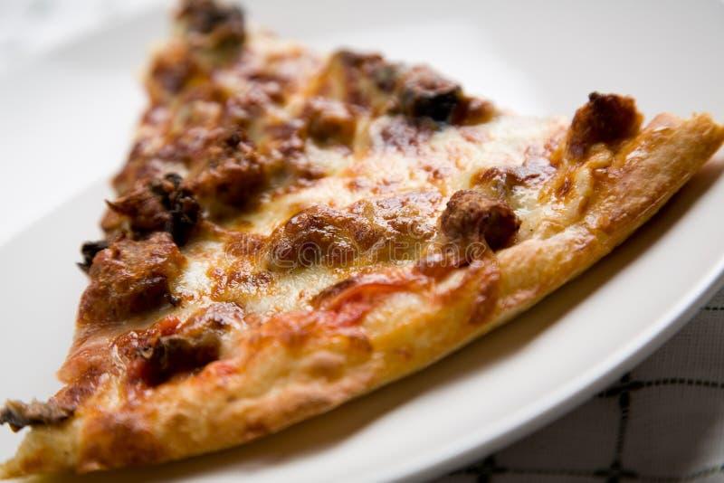 Pizza fotografía de archivo