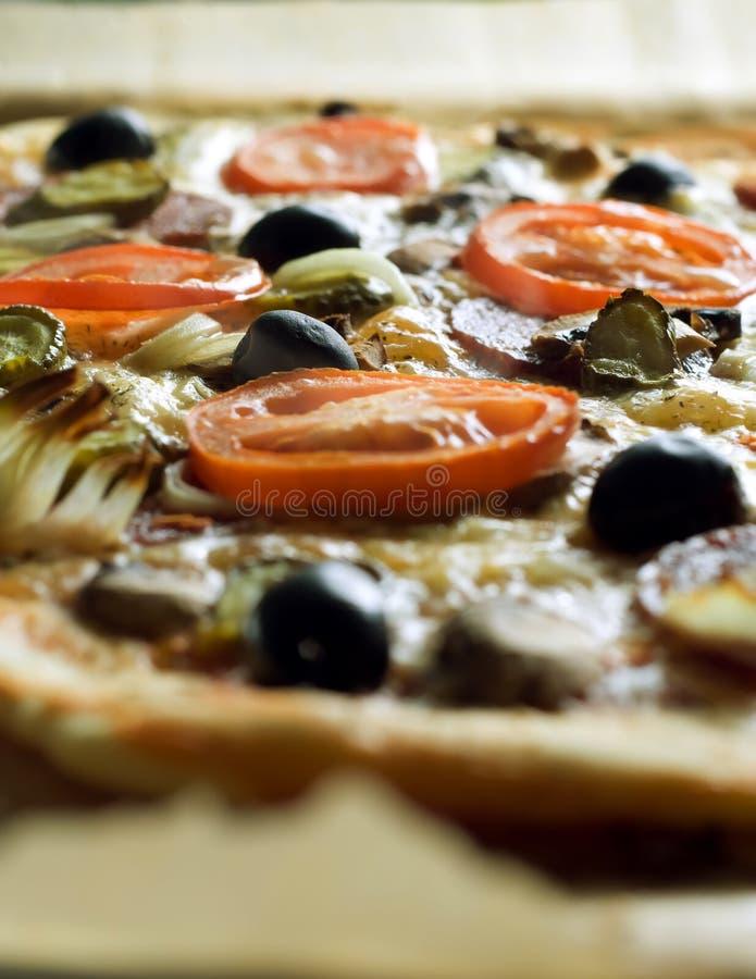 Pizza. fotos de archivo