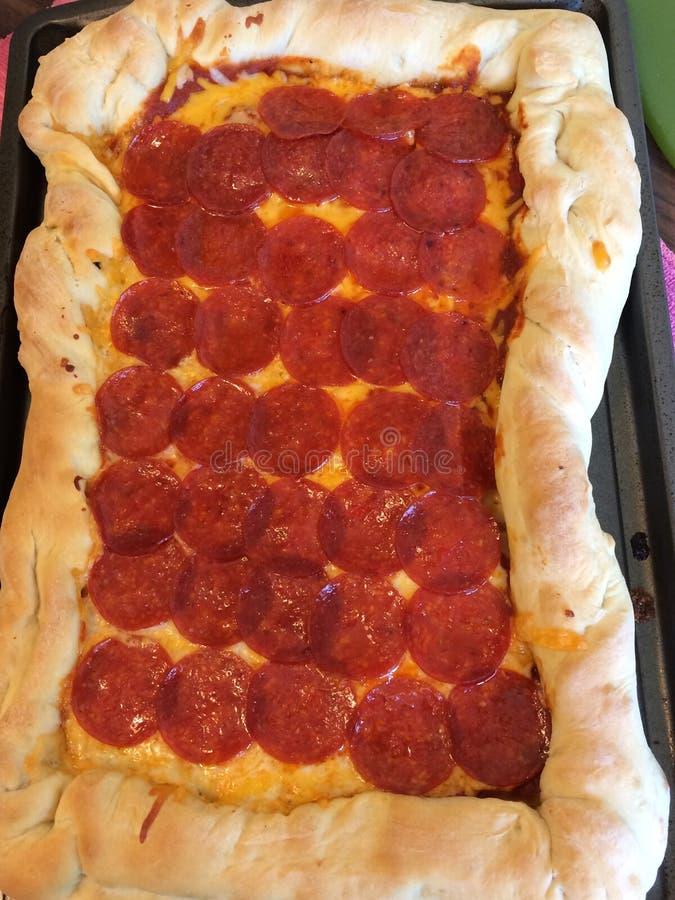 Pizza fotografia de stock