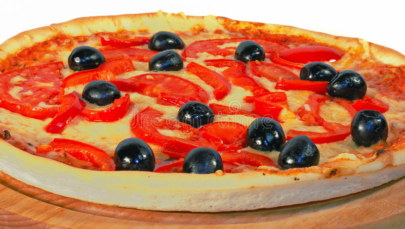 Download Pizza Royalty Free Stock Photo - Image: 5517035