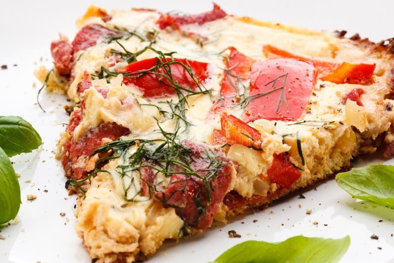 Pizza image stock